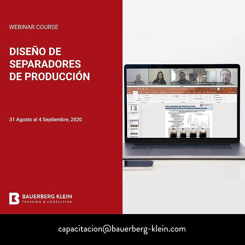 Diseño de Separadores de Producción
