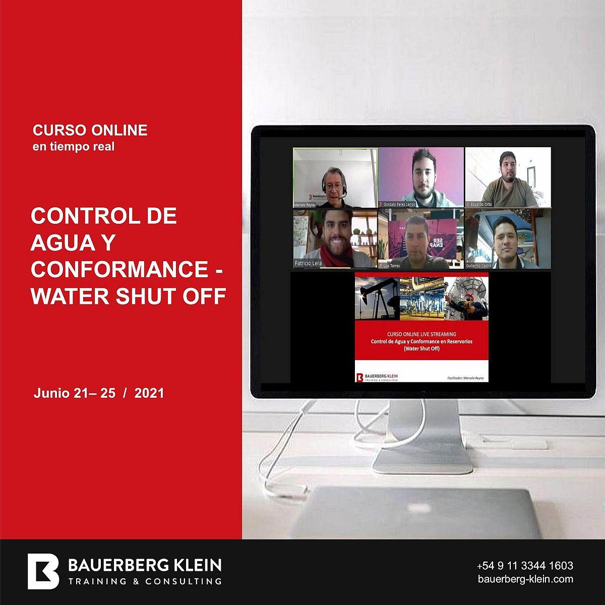 Control de Agua y Conformance   (Water Shut Off)