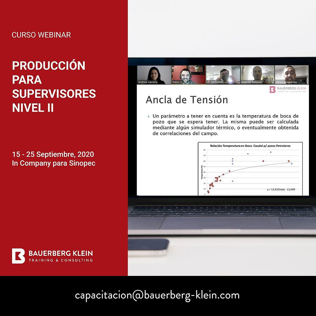 Producción para Supervisores - Nivel II