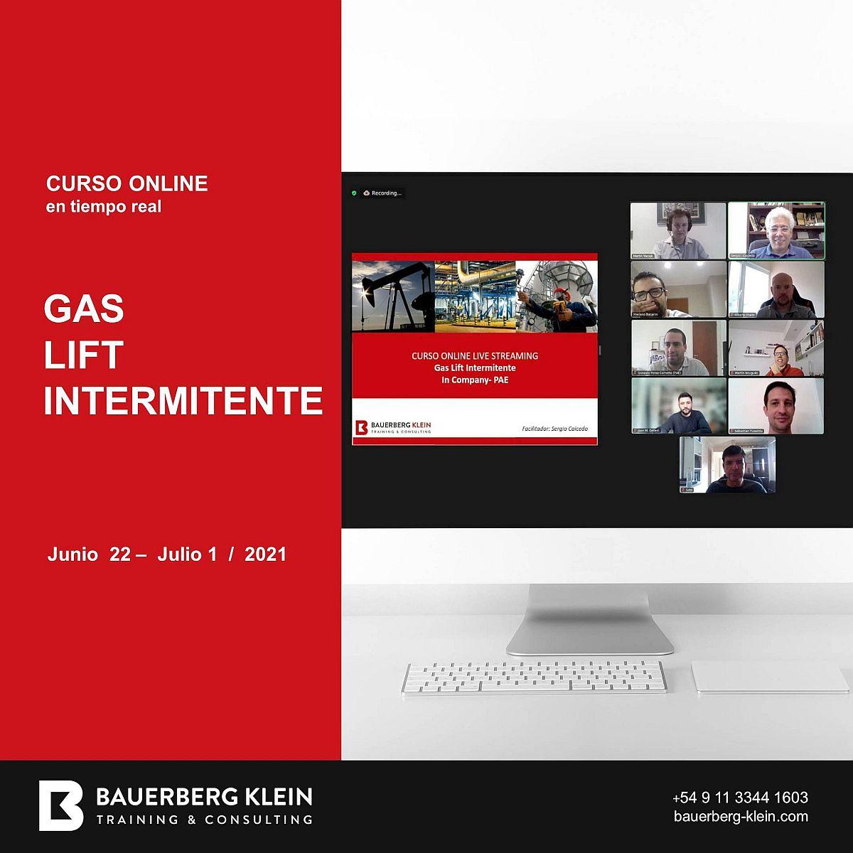 Gas Lift Intermitente