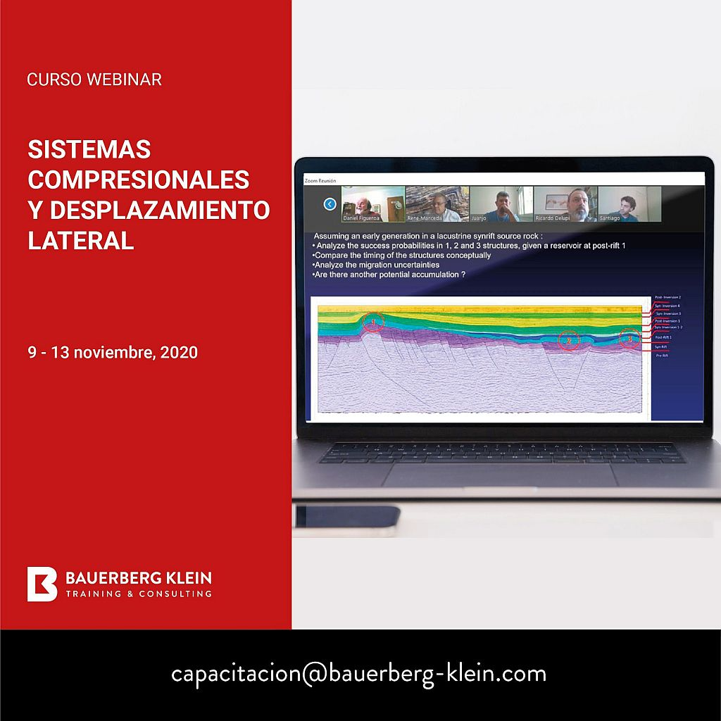 Sistemas Comprensionales y Desplazamiento Lateral