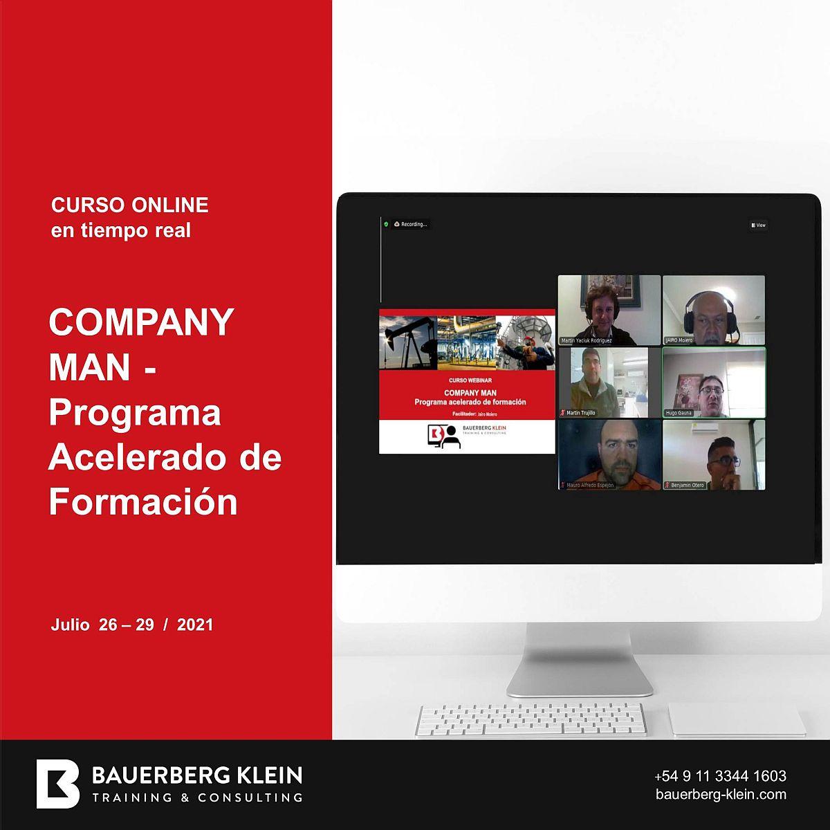 COMPANY MAN - Programa Acelerado de Formación