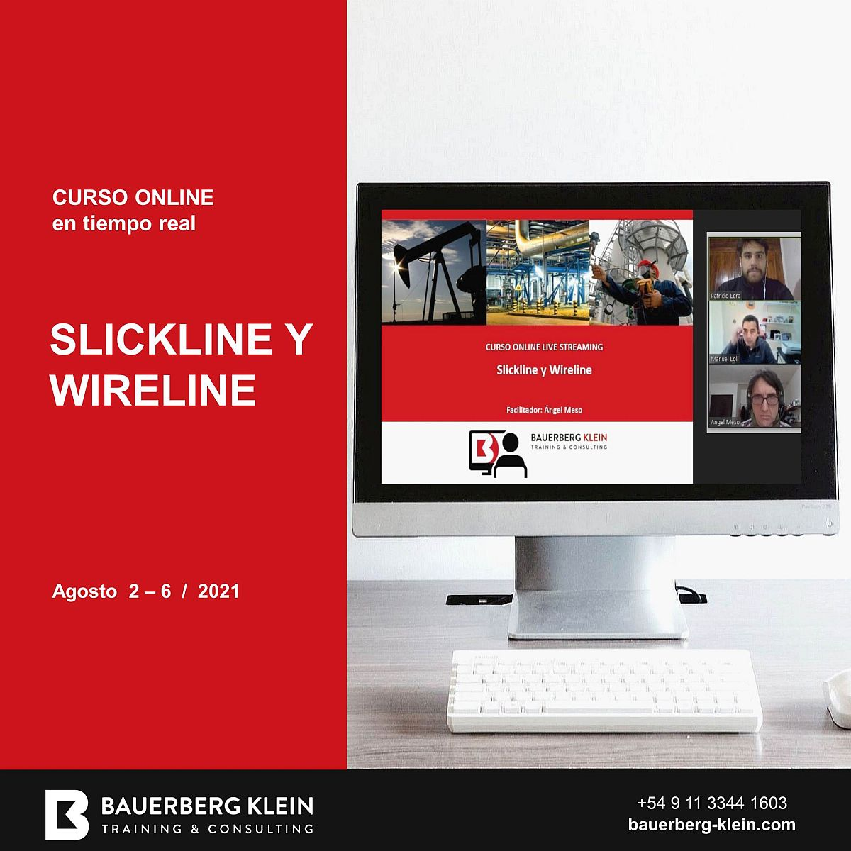 Sickline y Wireline