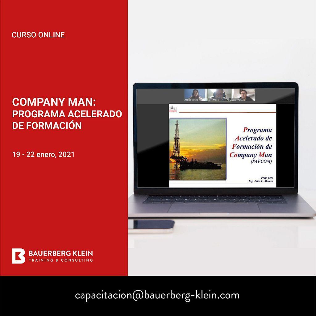 Company Man: Programa Acelerado de Formación
