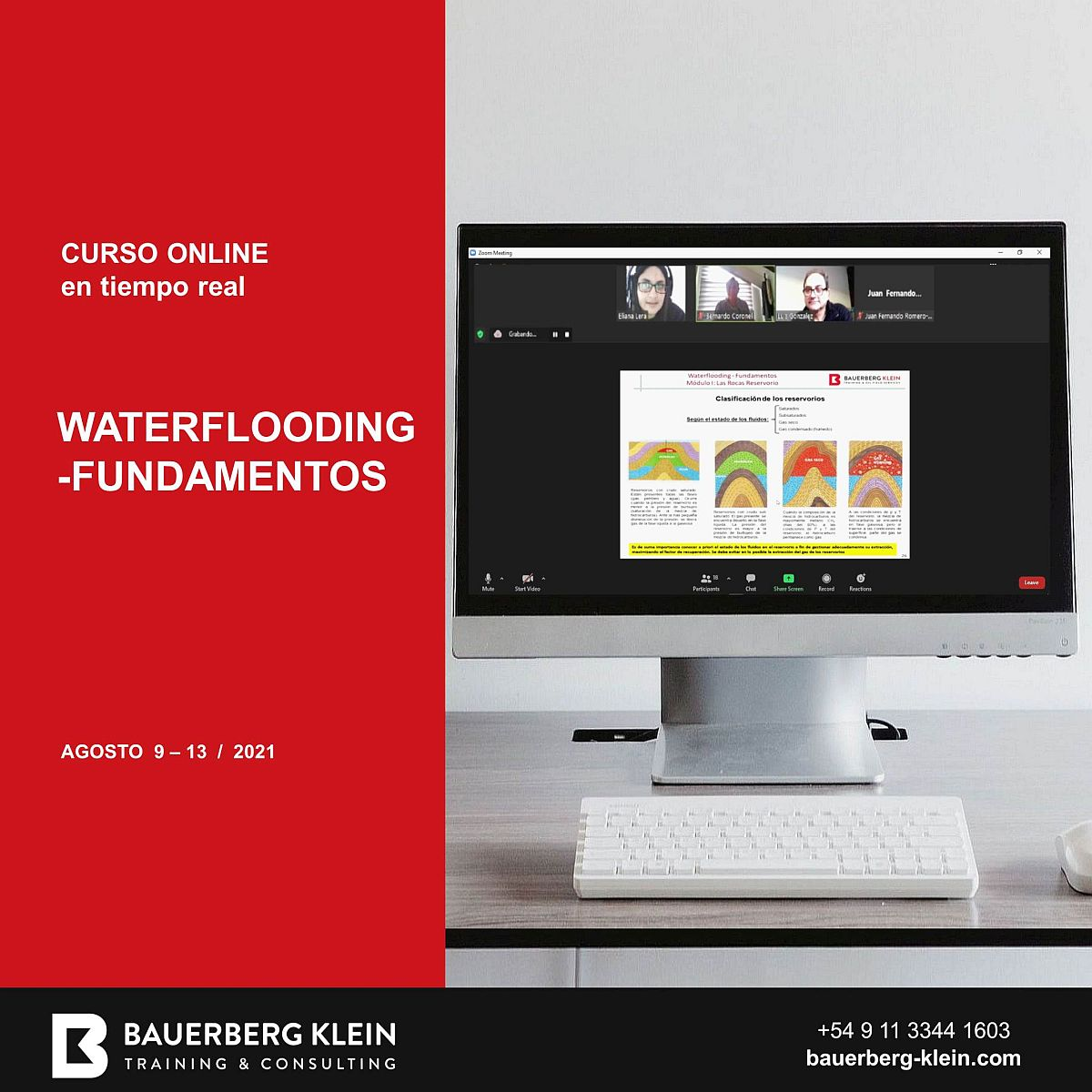 Waterflooding - Fundamentos