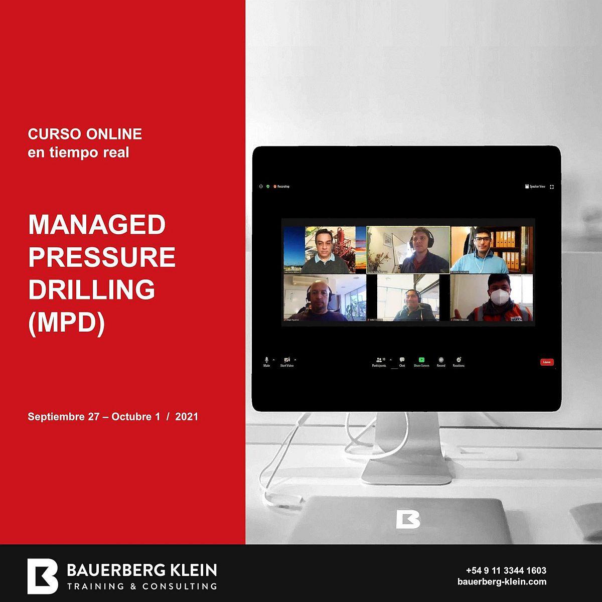 Managed Pressure Drilling (MPD)