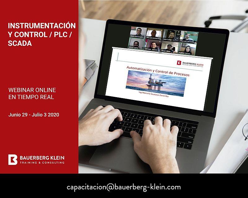 Instrumentación y Control PLC/SCADA