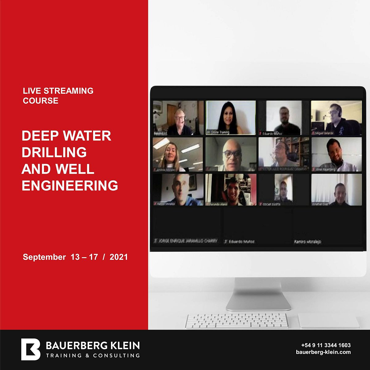 Deep Water Drilling and Well Engineering