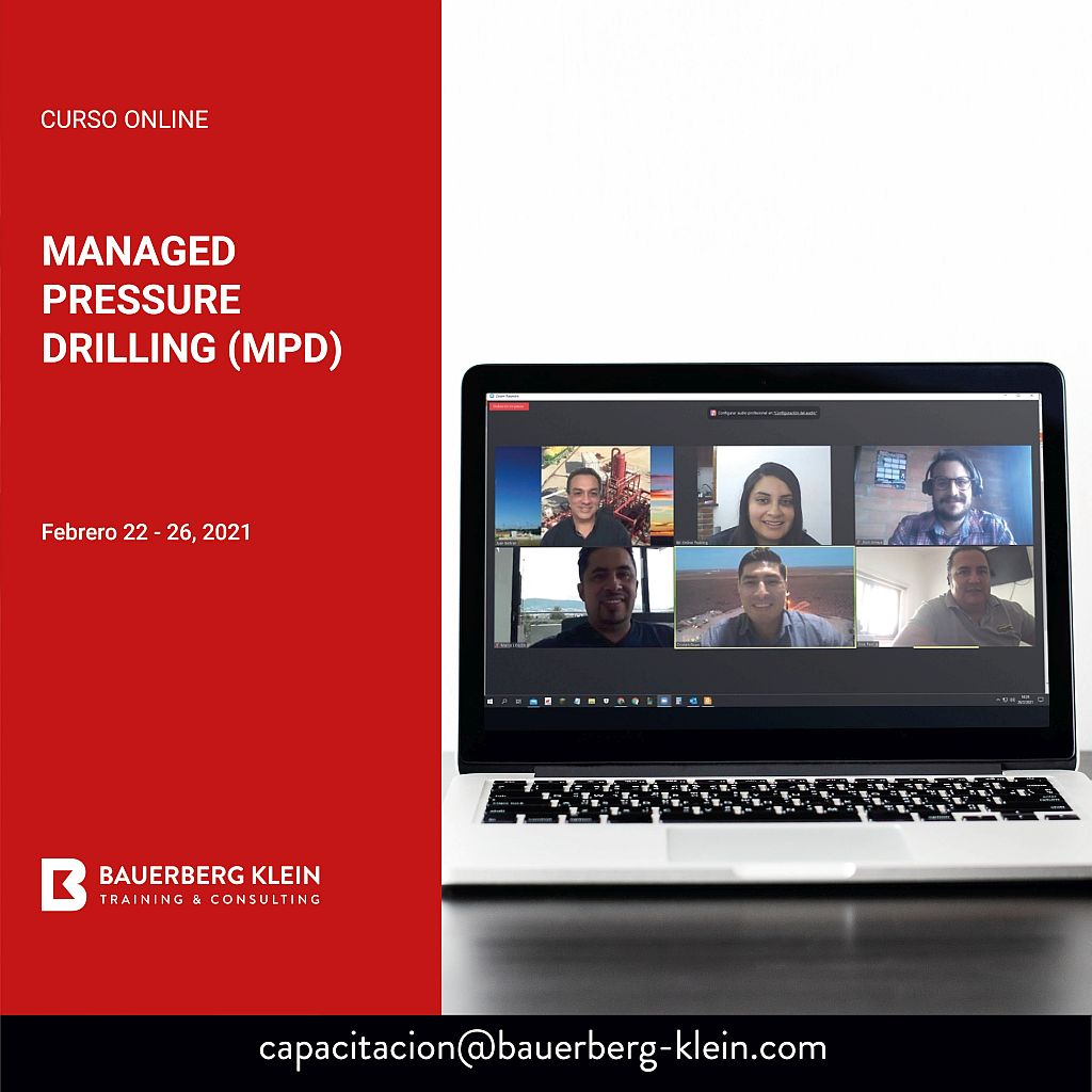 Managed Pressure Drilling MPD