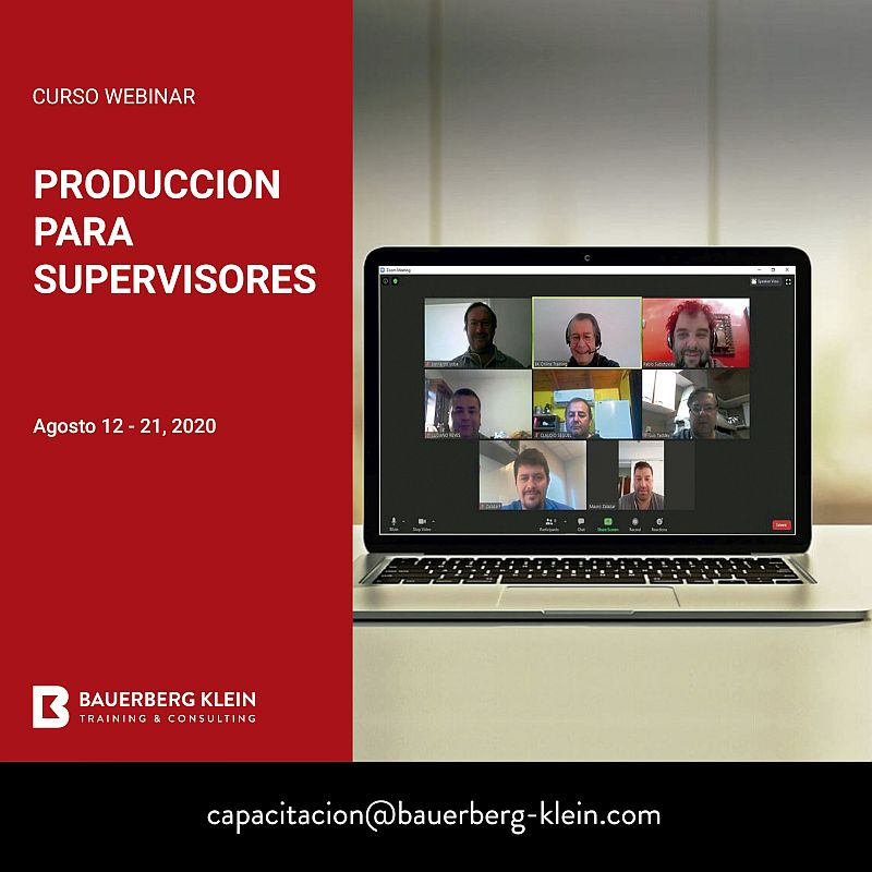Producción para Supervisores
