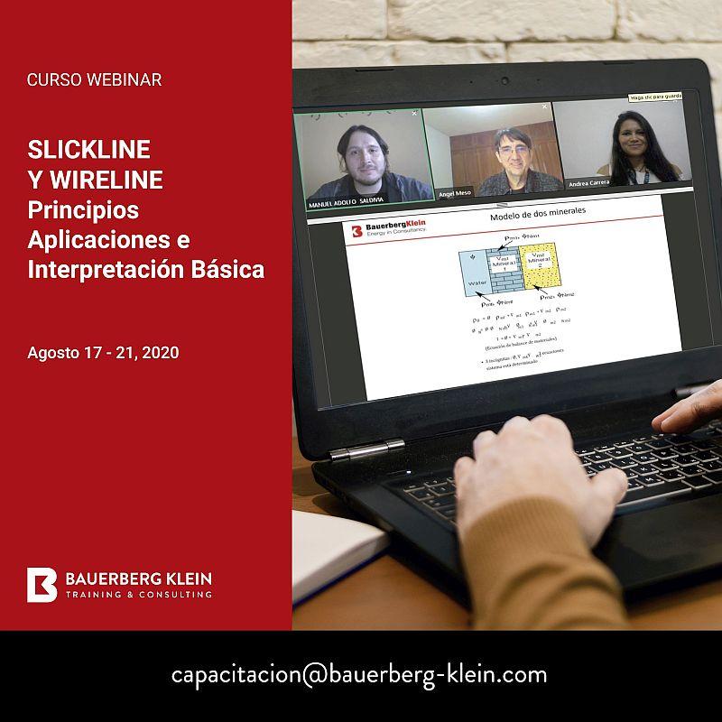 Slickline y Wireline Principios, Aplicaciones e Interpretación Básica